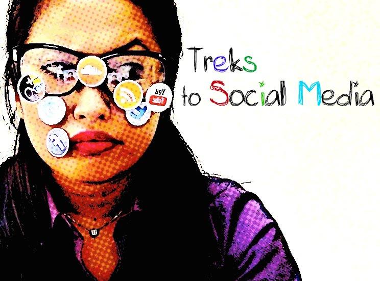 Treks to Social Media